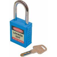Safety Lockout Key Padlocks