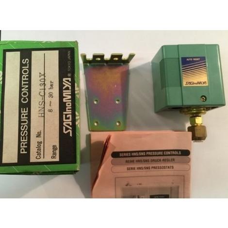 Saginomiya HNS-C130X - Pressostat pressure controls