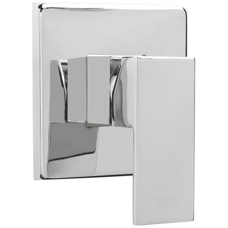 Sagittarius Cube Concealed Shower Valve, Chrome