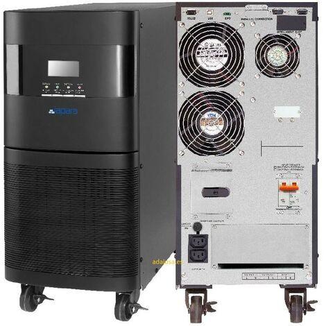 SAI 6000 VA On-Line doble conversión LA-ON-6K-LCD Lapara