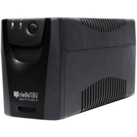 Sai Riello Puissance nette - Npw 800 Va / 480w - 10` Line Interactive 2 X Shucko