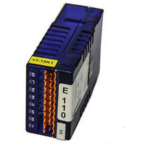 Saia Burgess PCD3.E110 - Module 8 INs 24 VDC