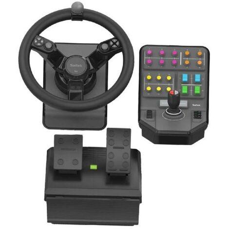 SAITEK Farm Sim Controller Simulateur de tracteur Logitech