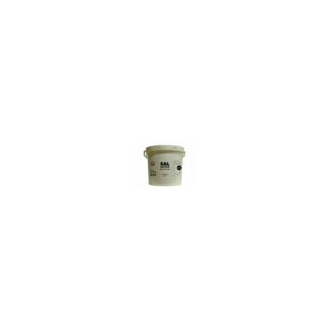 Sal Descalcificador de resina en Tabletas 10 gr. Bote apilable con asa y hermético 20 Kg.