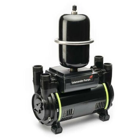 Salamander 2.6 Shower Pump Twin Impeller Universal Regenerative