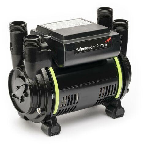 Salamander CT75XTRA 2.0 Bar Shower Pump Twin Impeller Positive