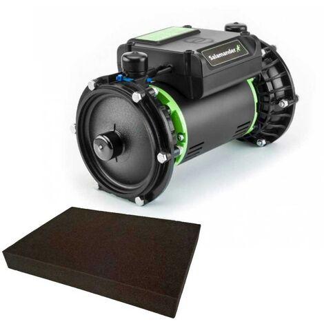 "main image of ""Salamander RP50PT 1.5 Bar Right Twin Impeller Shower Pump Positive Head & Mat"""