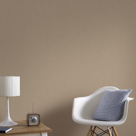 Sale Special Boutique Organza Plain Textured Bronze Wallpaper (Was £24)