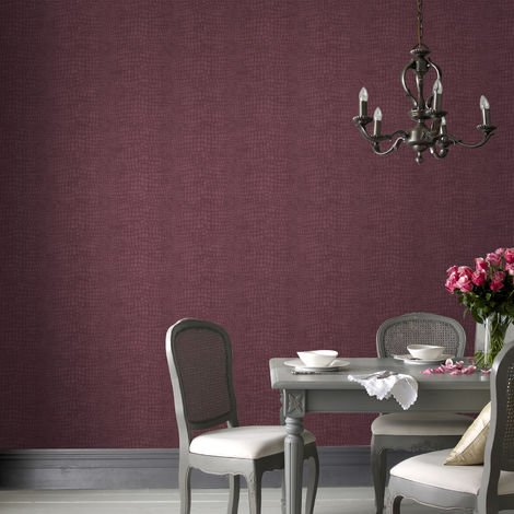 Sale Special Boutique Red Snake Print Wallpaper (Was £25)