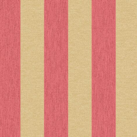 Sale Special Superfresco Ariadne Red / Gold Wallpaper (Was £16)