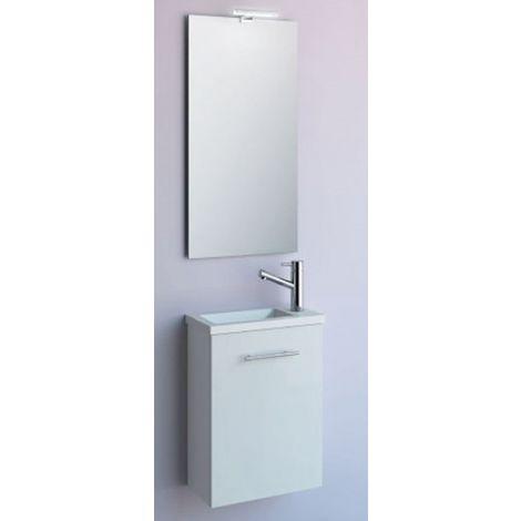 SALGAR MICRO mueble blanco