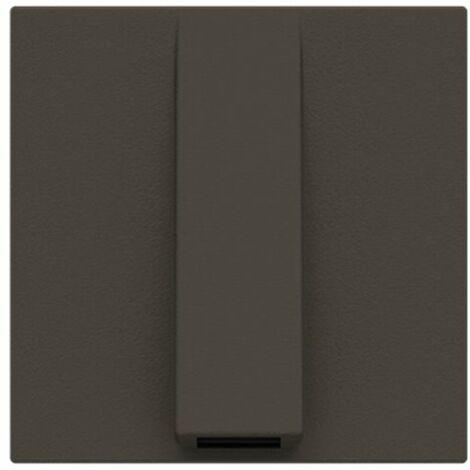 Salida de cables Niessen N2207 AN serie Zenit color Antracita