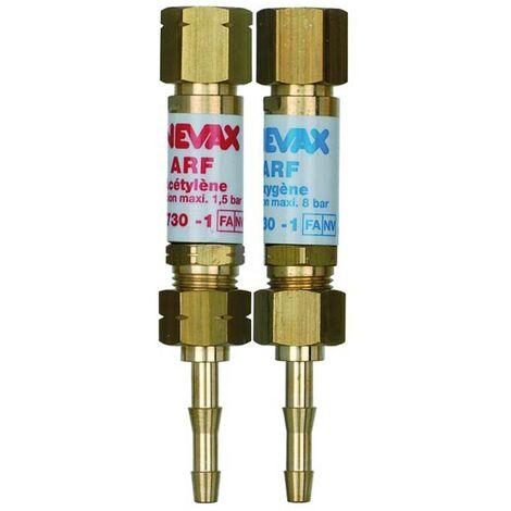 """main image of """"Salida del reductor de presión de oxígeno y acetileno ARF"""""""