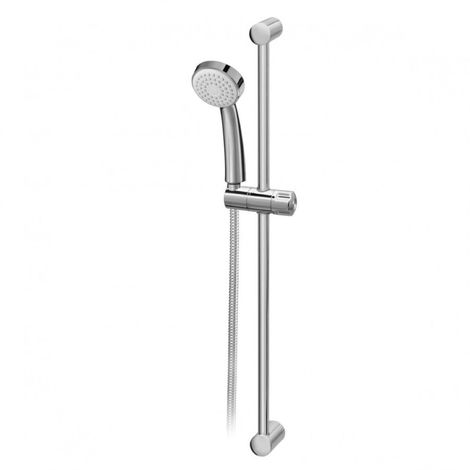 Accessori Per Doccia Ideal Standard.Saliscendi Doccia Bagno Completa Da 60 Cm Ad 1 Funzione Ideal Standard B9358aa