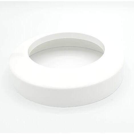 Salle De Bain Rose Blanche Toilettes Tuyau Deau Couvercle Du Collier De Connexion Wc Terminant 110mm