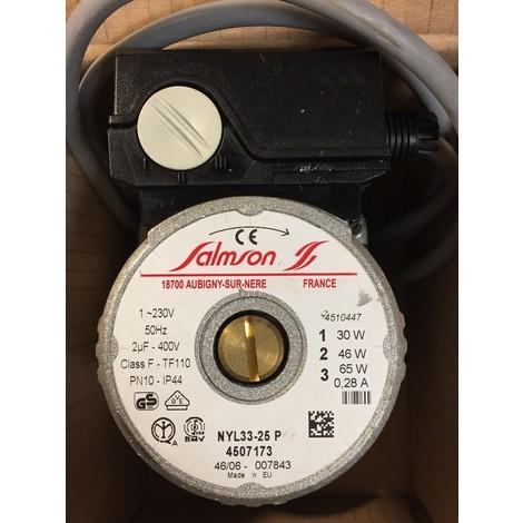 SALMSON NYL33-25P - Circulateur domestique