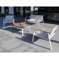 Salon jardin aluminium à prix mini