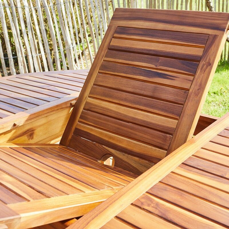 Salon De 6 À Places En Bois Teck Jardin 8 TKlFJ1c