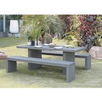 Salon jardin beton à prix mini