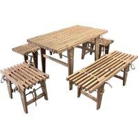 Petite table de jardin à prix mini