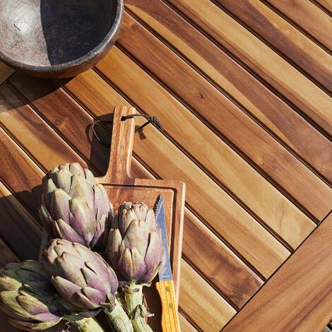 Muebles de madera exótica