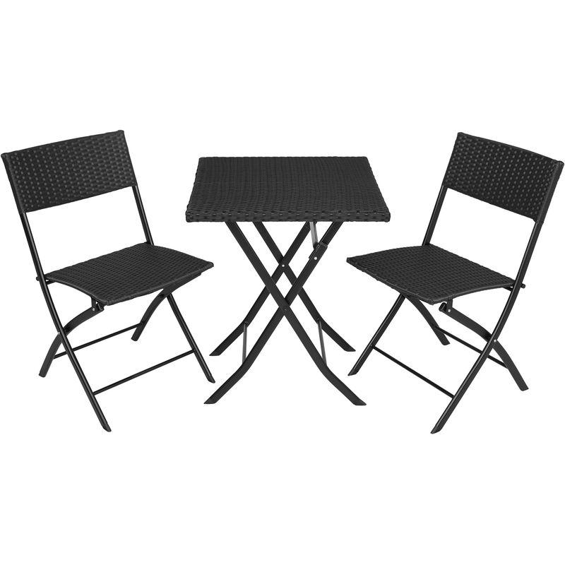 Salon de jardin TREVI 2 personnes mobilier de jardin, meuble de jardin, ensemble table et chaises de jardin