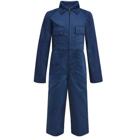 Salopette pour enfants Taille 146 / 152 Bleu