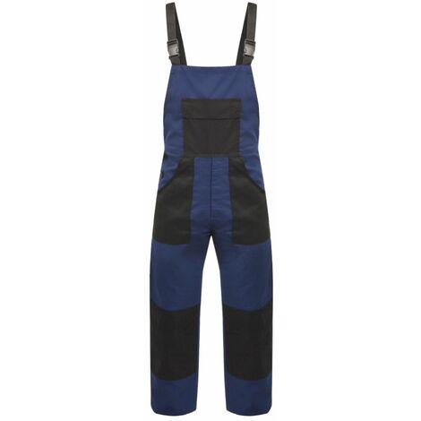 Salopette pour hommes Taille XL Bleu