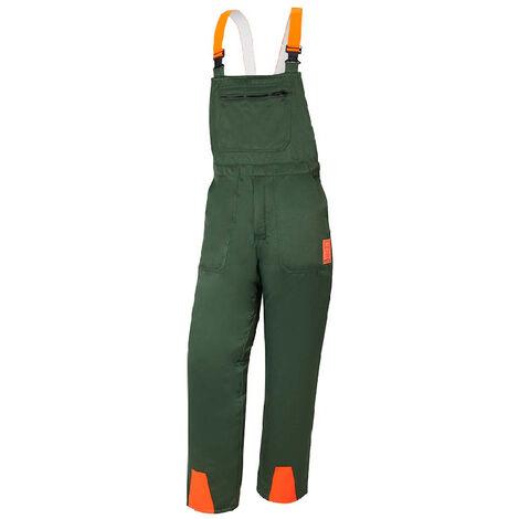 Salopette Woodix Forme C, Pantalon anti-coupures dédié à la sécurité
