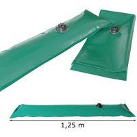 Salsicciotto VERDE OPALE Polartex® Watertube in Pvc Armato 650 gr/m² con tappo a vite