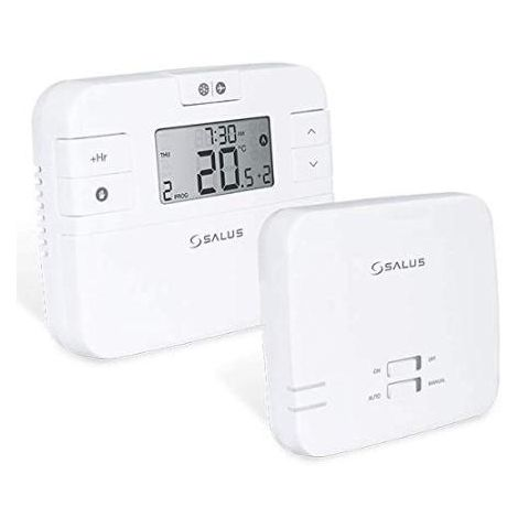 Salus RT510RF Wireless Programmable Thermostat Central Heating Control