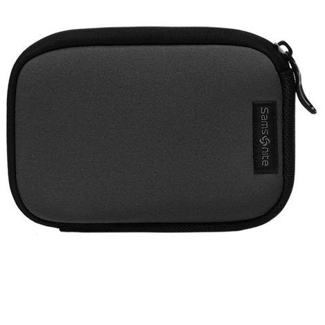 Samsonite Classic 2.5'' Sleeve Bag Case Pouch for HDD Hard Disk Drive - Black