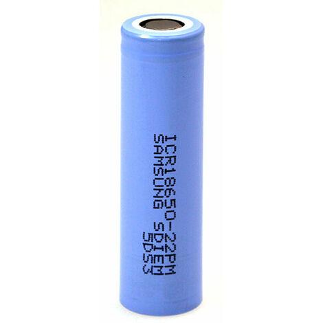 Samsung - Accus Lithium-Ion SAMSUNG ICR18650-22P HD 3.7V 2.2Ah FT
