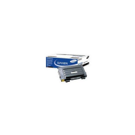 Samsung Cartouche de toner - 1 x noir - 7000 pages - CLP-510D7K (CLP-510D7K)