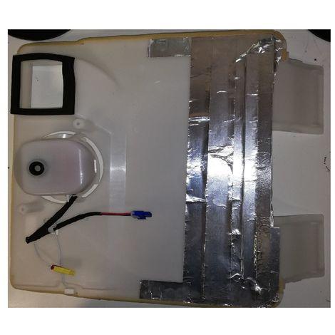 Samsung DA63-03787A Cover evaporator Fridge