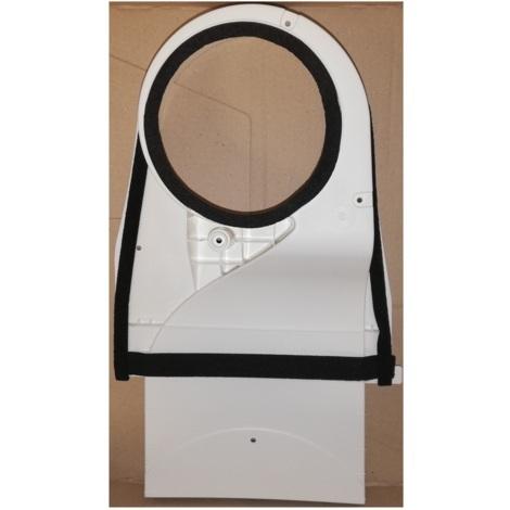 Samsung DC93-00135A Ventilateur en conduit de guidage lave-linge