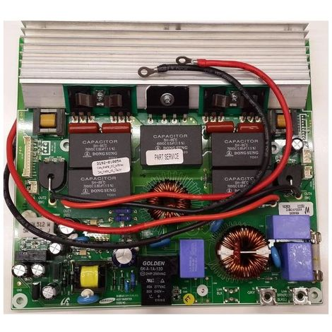 Samsung DG92-01005A Right inverter Module Cooking Plate
