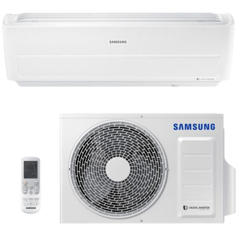 Samsung Klimaanlage R32 Wandgerät Windfree Optimum 2,5 kW SET