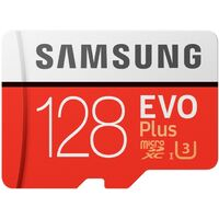 Samsung MB-MC128GA/EU - 128 Go - MicroSDXC - Classe 10 - UHS-I - 80 Mo/s - 20 Mo/s (MB-MC128GA/EU)