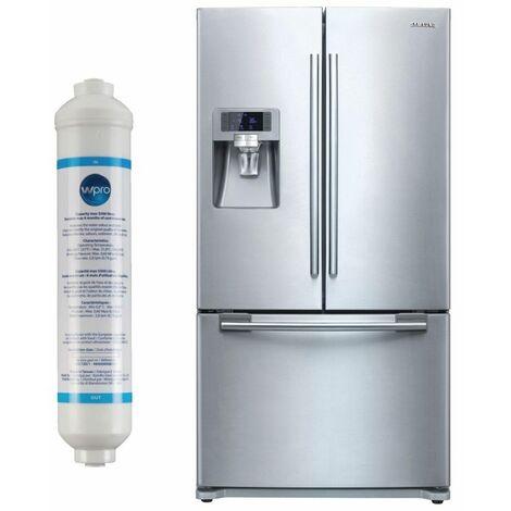SAMSUNG réfrigérateur frigo américain US 3 portes inox 520L A+ Froid ventilé Twin Cooling