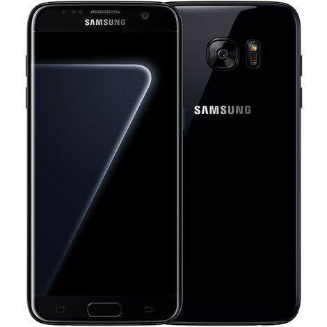 Samsung S7 Galaxy Telephone Portable 4 Go 32 Go 5.1Inch 12Mp 3000Mah 4G Lte Smartphone, Noir 4 Go + 32 Go telephone d'occasion