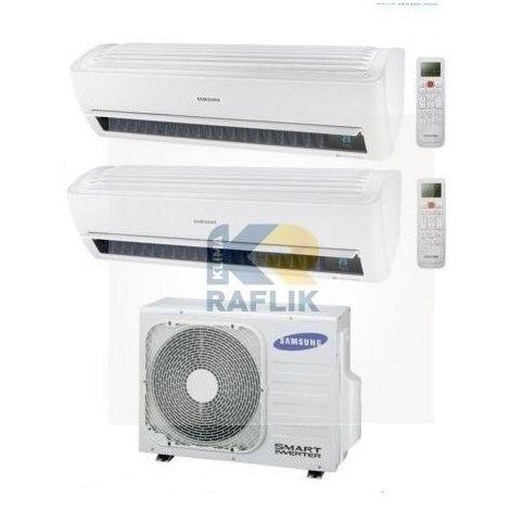 SAMSUNG Wind-Free ULTRA Multi 2,0 + 3,5kW Klimaanlage Wärmepumpe Klimagerät