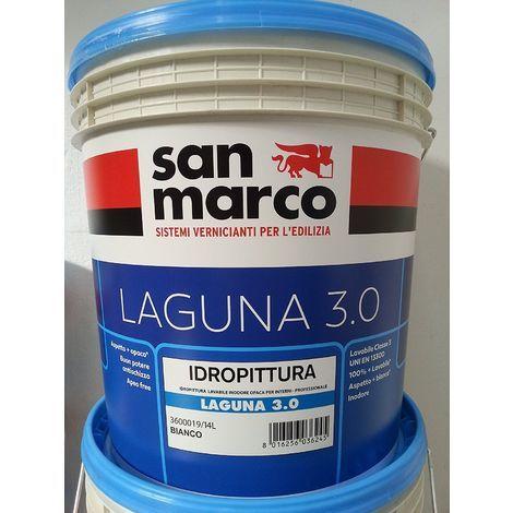 Pitture San Marco Interni.San Marco 360 Laguna Idropittura Lavabile Extracoprente Interno