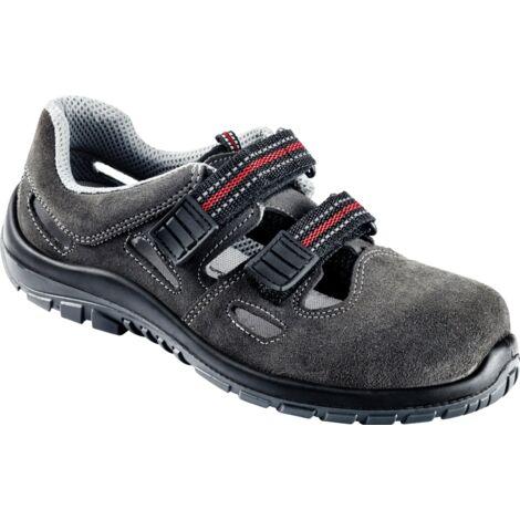 Sandales de sécurité S1P SRC Summer Würth MODYF grises - 42