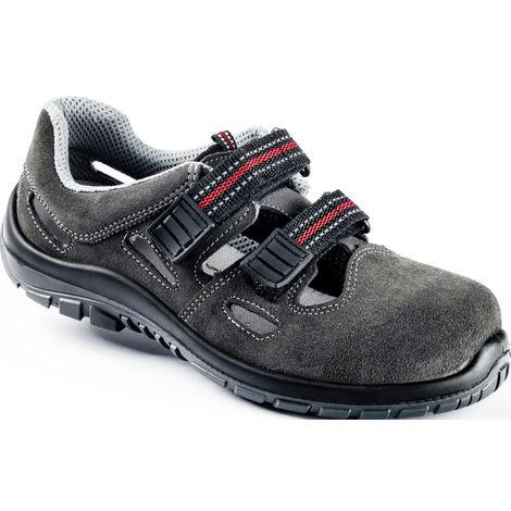 Sandales de sécurité S1P SRC Summer Würth MODYF grises