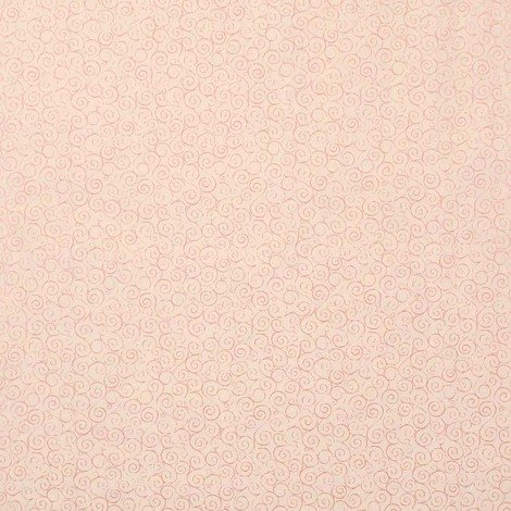 Sanderson Flat Textured Swirl Design Kitchen And Living Room Wallpaper Roll Pale Pink Ws85243