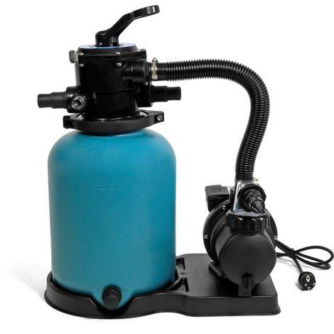 Sandfilter CLEAR 300 inkl. 6,0 m³ Filterpumpe
