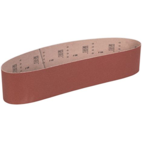 Sanding Belt 100 x 1220mm 100Grit