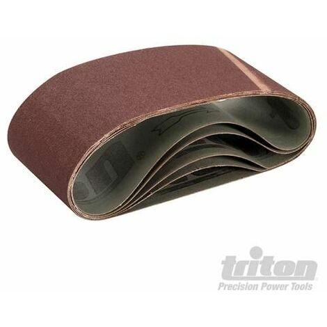 Sanding Belt 100 x 560mm 5pk - 100 Grit (845260)