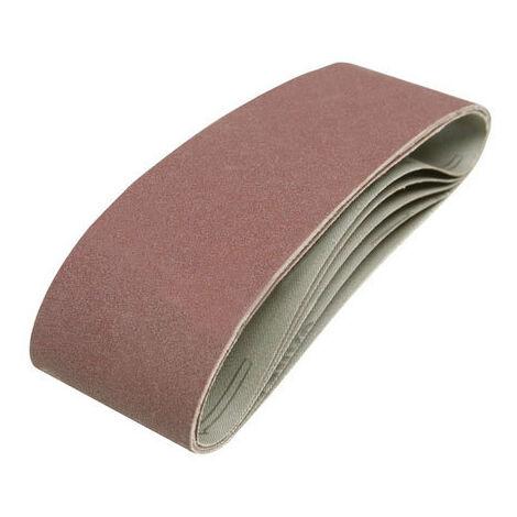 Sanding Belts 75 x 533mm 5pk - 40 Grit